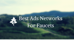BitcoinAdvertsing- List of Best Advertising Network For Faucets
