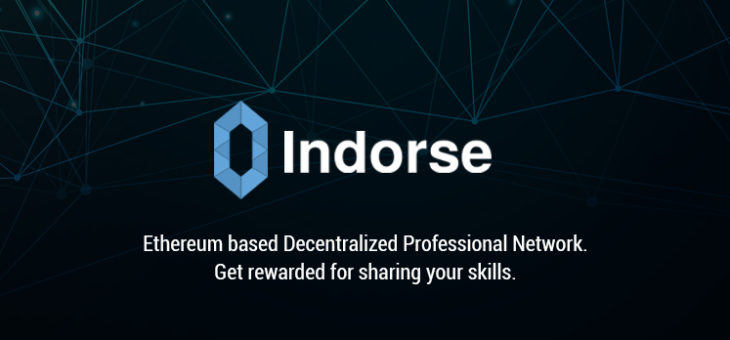 Indorse: Decentralised Professional Networking Platform