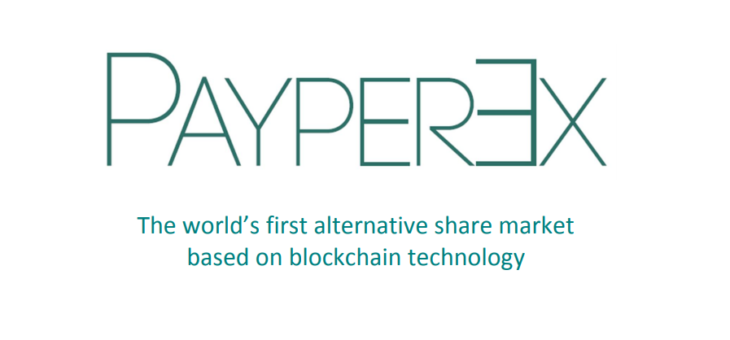 PayperEx – Share market on the blockchain