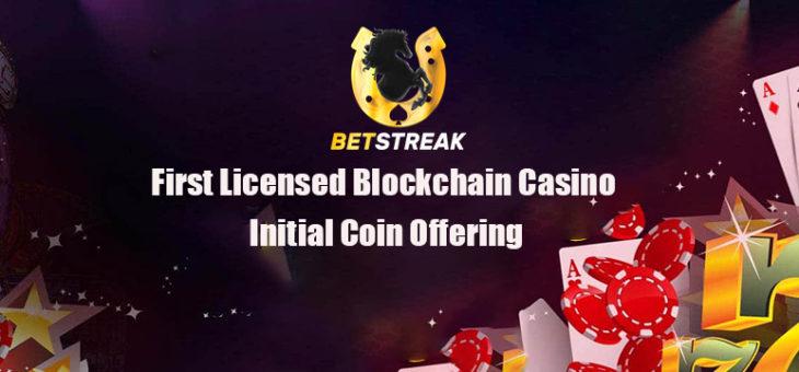 BetStreak – Next-generation cryptocurrency gambling