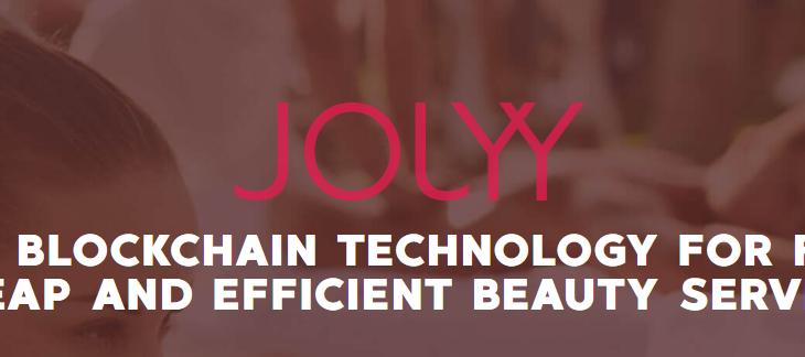 JOLYY – The Future of Beauty on Blockchain