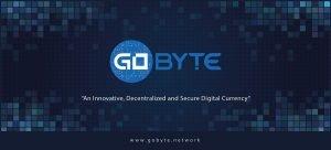 GOBYTE – An innovative and secure crypto coin
