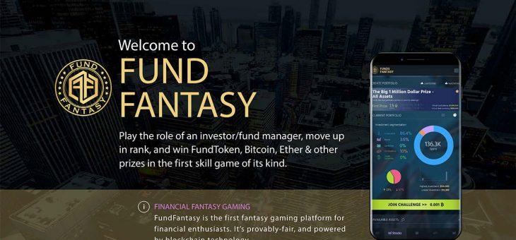 FUNDFANTASY  Financial Fantasy Platform