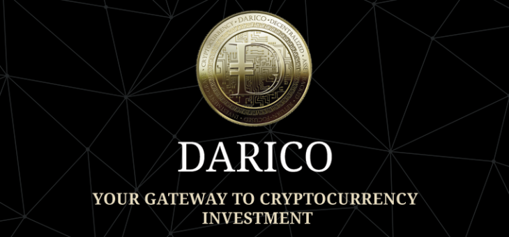 Your gateway to crypto investment – Darico
