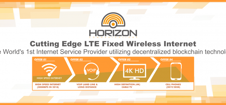 Horizon – Cutting Edge Decentralized Wireless Infrastructure for the Caribbean