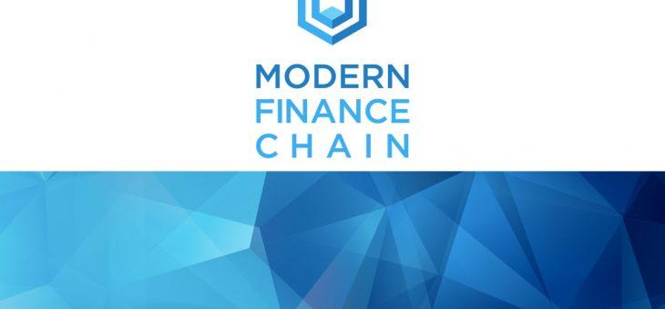 Modern Finance Chain – MERCHANT PAYMENTS + REWARD SYSTEM