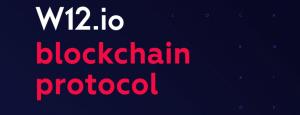 W12 ICO – BLockchain protocol and smart contract