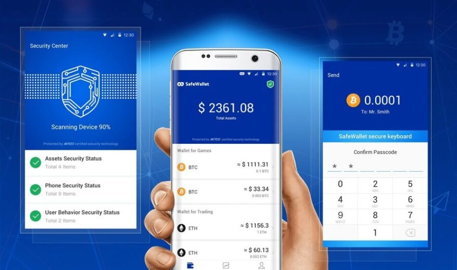 bitcoin mobile wallet