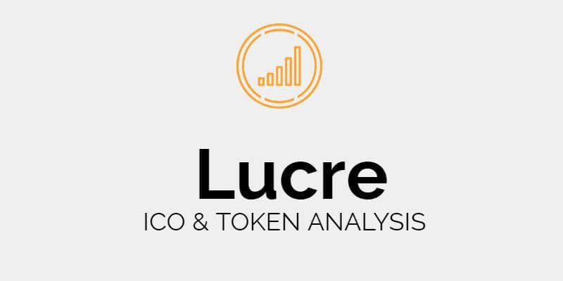 Lucre ico