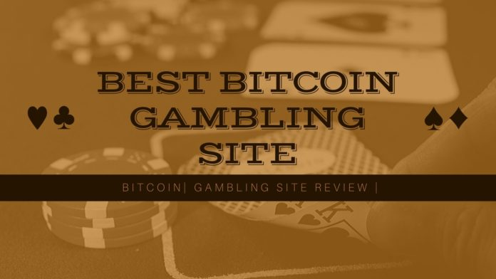 bitcoin Gambling site review