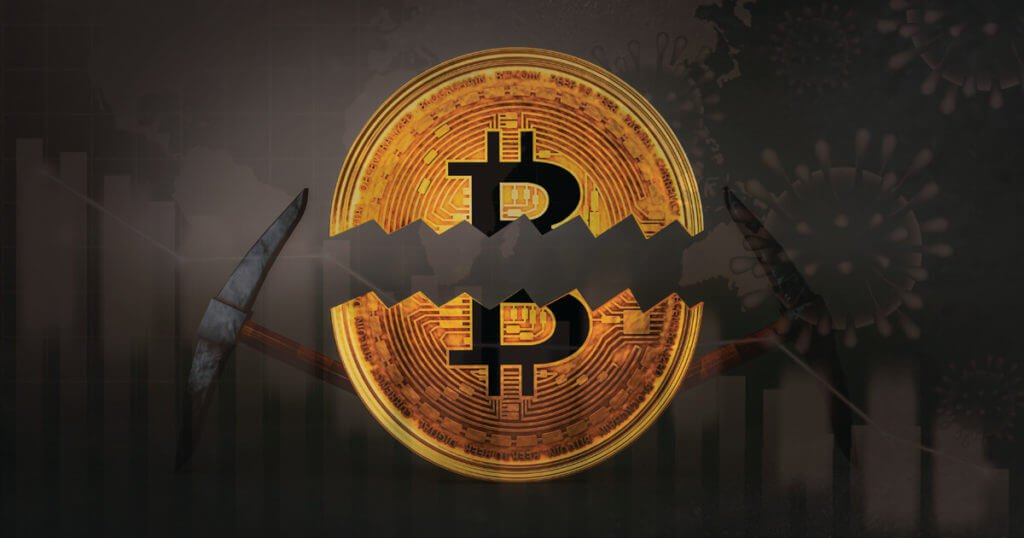 what is bitcoin halving