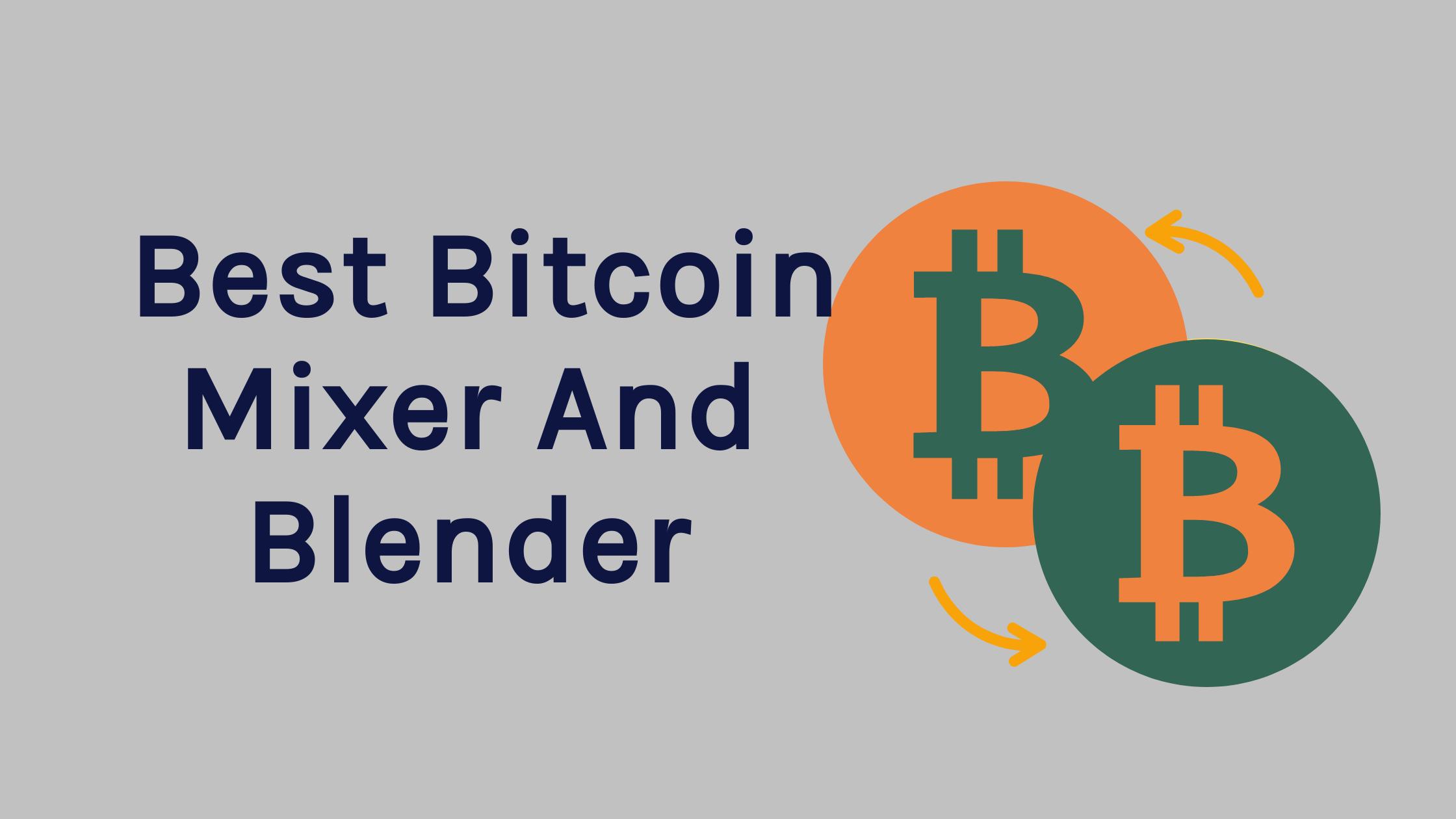 Crypto Mixer Bitcointalk.